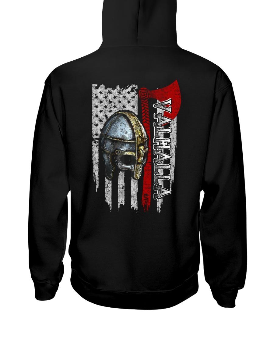 VALHALLA - VIKING SHIRT Hooded Sweatshirt