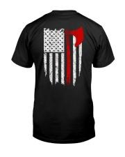 VIKING FLAG - Viking Hoodie Classic T-Shirt thumbnail