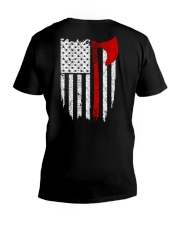 VIKING FLAG - Viking Hoodie V-Neck T-Shirt thumbnail