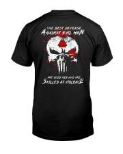 The Best Defense Against Evil Men Classic T-Shirt thumbnail