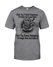 VIKING SHIRT Classic T-Shirt front