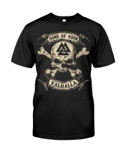SON OF ODIN - VIKING SHIRTS Classic T-Shirt front