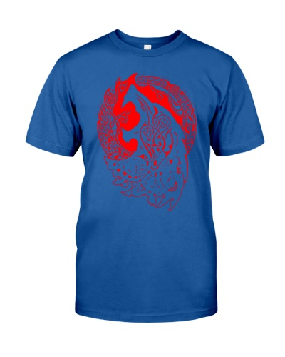 Viking Shirt - Fenrir Shirt
