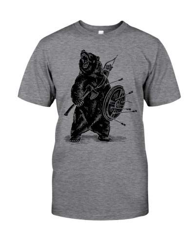Viking Bear - Viking Shirts