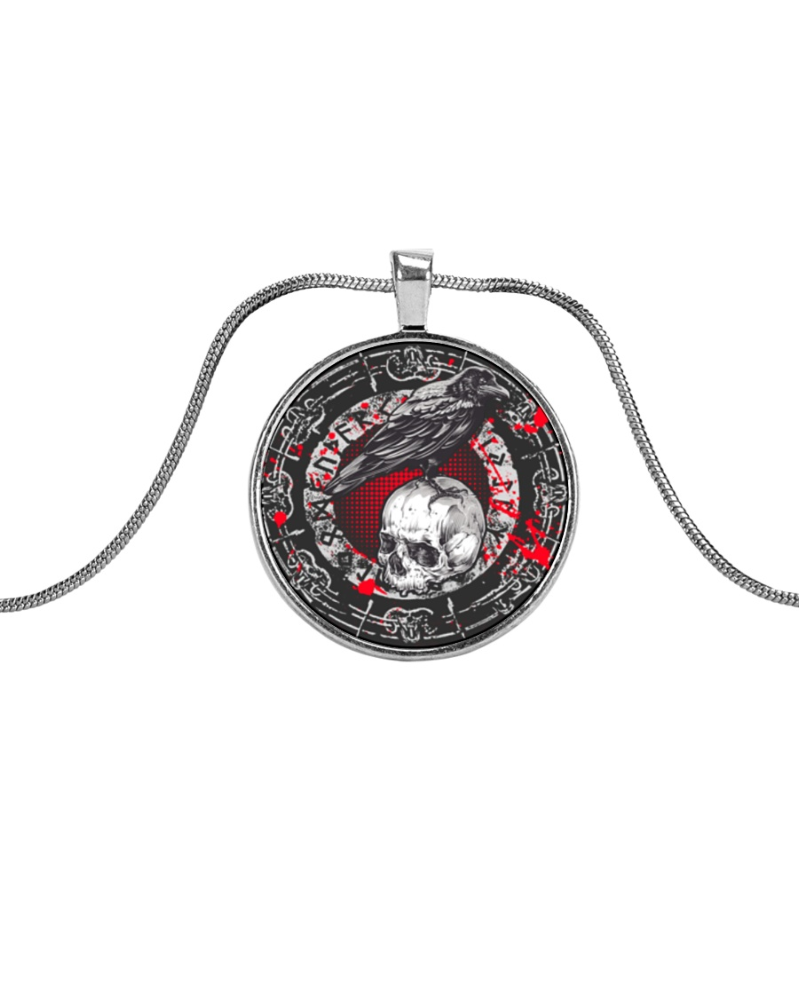 Last Day To Order - BUY IT or LOSE IT FOREVER Metallic Circle Necklace