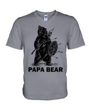 Last Day To Order - BUY IT or LOSE IT FOREVER V-Neck T-Shirt tile