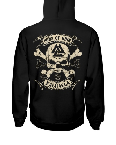 Valhalla Shirts - Viking Heathen
