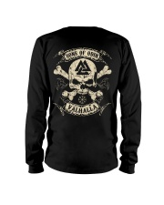 Valhalla Shirts - Viking Heathen Long Sleeve Tee thumbnail
