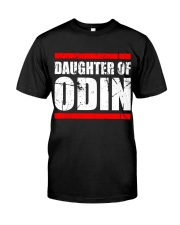 DAUGHTER OF ODIN Classic T-Shirt front