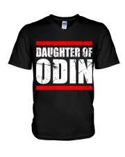 DAUGHTER OF ODIN V-Neck T-Shirt thumbnail