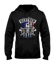 HEATHEN VIKING SHIRT Hooded Sweatshirt thumbnail