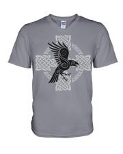 RAVEN V-Neck T-Shirt tile