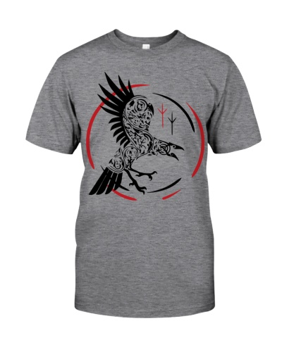VIKING RAVEN - VIKING SHIRT