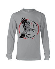 VIKING RAVEN - VIKING SHIRT Long Sleeve Tee thumbnail