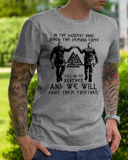 Last Day To Order - BUY IT or LOSE IT FOREVER Classic T-Shirt lifestyle-mens-crewneck-front-7