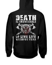 Last Day To Order - BUY IT or LOSE IT FOREVER Hooded Sweatshirt back