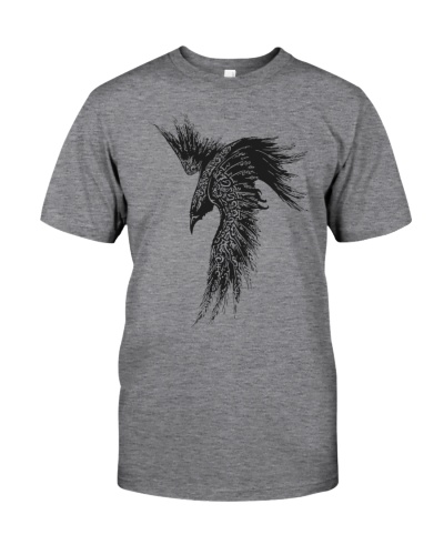 Viking Shirts - Raven - The Children of Odin