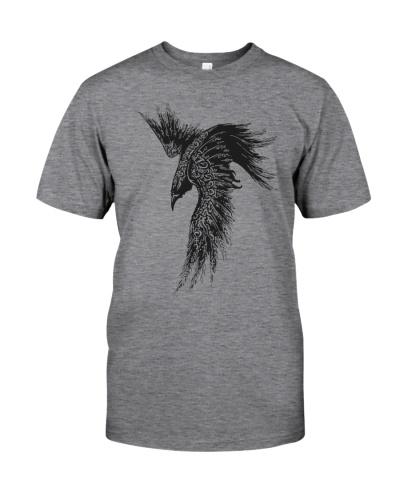 Viking Shirts - Raven - The Children of Odin