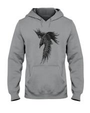 Viking Shirts - Raven - The Children of Odin Hooded Sweatshirt thumbnail