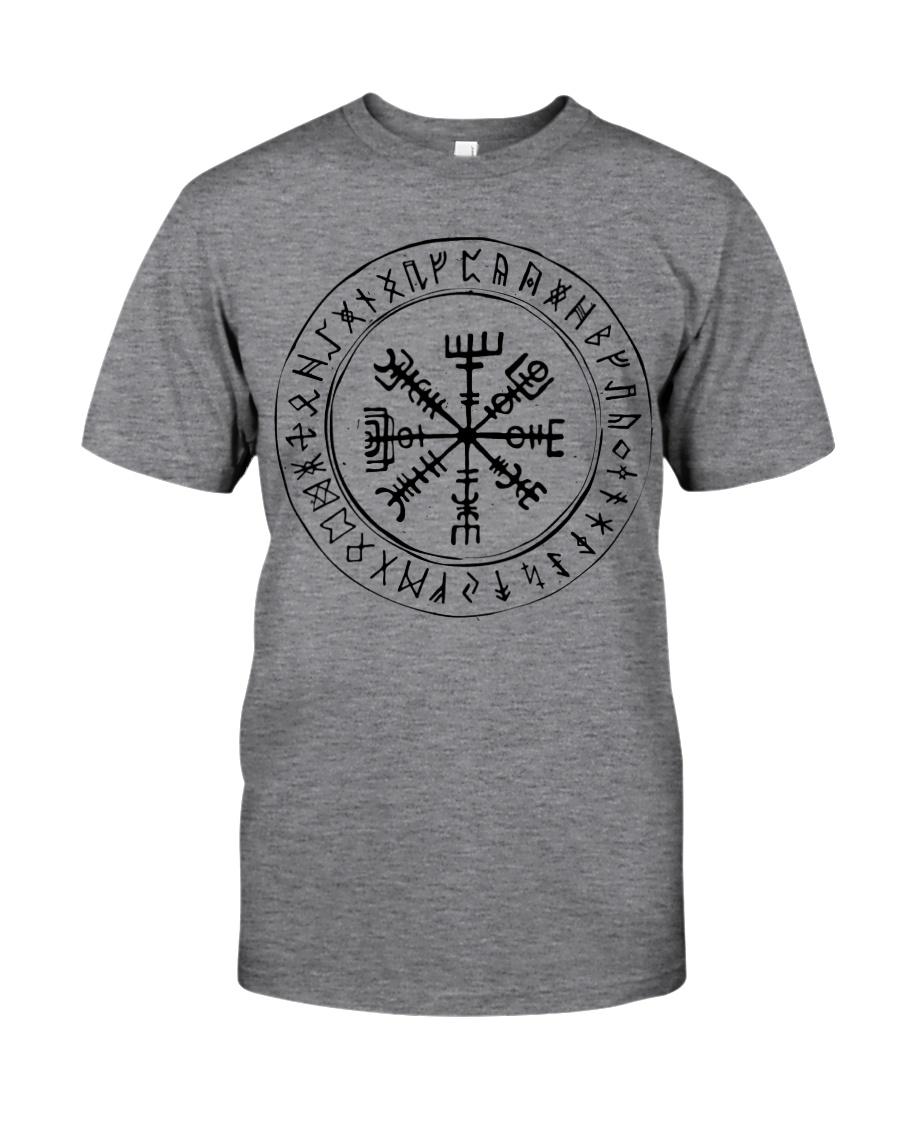 Rune Vegvisir - Viking Shirts Classic T-Shirt