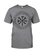 Rune Vegvisir - Viking Shirts Classic T-Shirt front