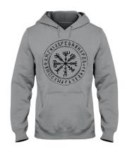 Rune Vegvisir - Viking Shirts Hooded Sweatshirt thumbnail