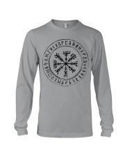 Rune Vegvisir - Viking Shirts Long Sleeve Tee thumbnail