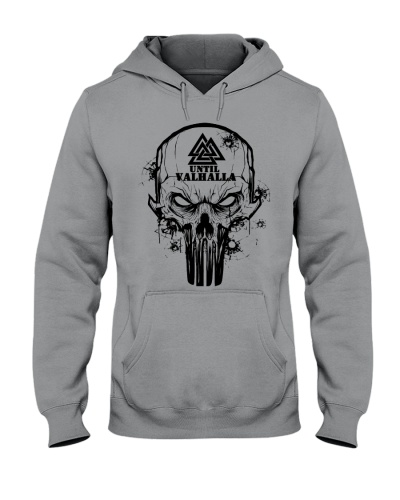 Viking Until Valhalla - Viking Shirts