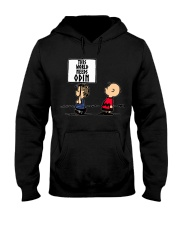 This World Needs Odin - Viking Hooded Sweatshirt thumbnail