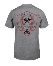 TILL VALHALLA - VIKING SHIRT Classic T-Shirt tile