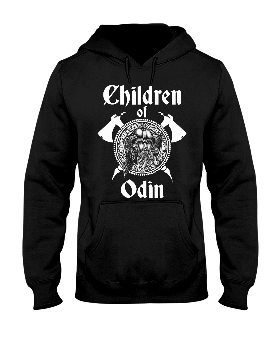 THE CHILD OF ODIN Hooded Sweatshirt