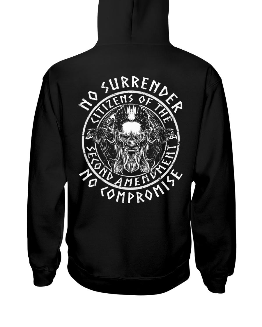 VIKING HOODIE Hooded Sweatshirt