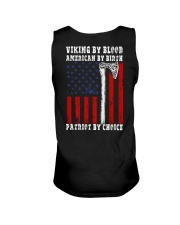 Viking By Blood - Patriot By Choice Unisex Tank thumbnail