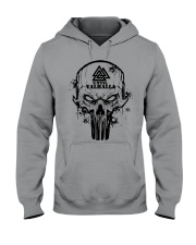 TILL VALHALLA - SKULL VIKING SHIRT Hooded Sweatshirt thumbnail