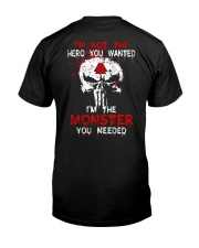I Am The Monster You Needed Classic T-Shirt thumbnail