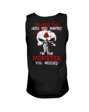 I Am The Monster You Needed Unisex Tank thumbnail