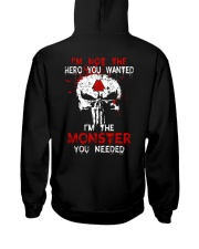 I Am The Monster You Needed Hooded Sweatshirt thumbnail