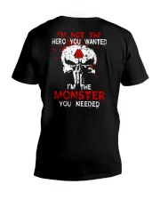 I Am The Monster You Needed V-Neck T-Shirt thumbnail