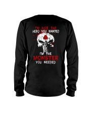 I Am The Monster You Needed Long Sleeve Tee thumbnail