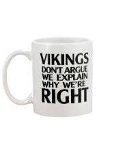 MUGS - VIKING ZON Mug back