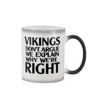 MUGS - VIKING ZON Color Changing Mug color-changing-right
