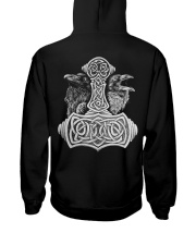 VIKING TEE Hooded Sweatshirt back