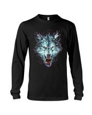 WOLF - VIKINGZON Long Sleeve Tee thumbnail
