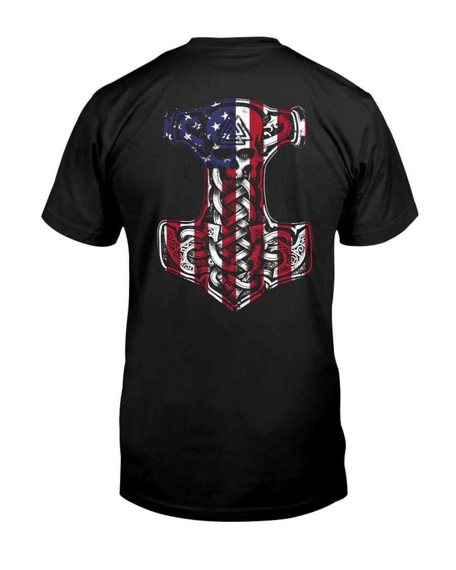 HAMMER FLAG - VIKING SHIRT Classic T-Shirt