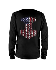 HAMMER FLAG - VIKING SHIRT Long Sleeve Tee thumbnail