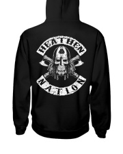 Viking Skull Hooded Sweatshirt thumbnail
