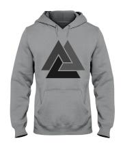 VALKNUT GRADIENT Hooded Sweatshirt front