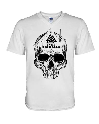 UNTIL VALHALLA - VIKING SHIRT