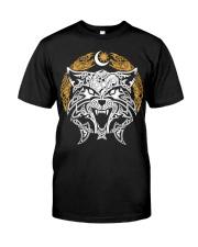 Lynx lynx - Viking tee shirt Classic T-Shirt front