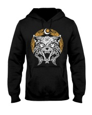 Lynx lynx - Viking tee shirt Hooded Sweatshirt thumbnail